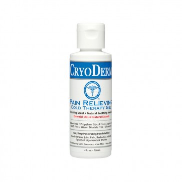 CryoDerm Cold Therapy Gel 4oz