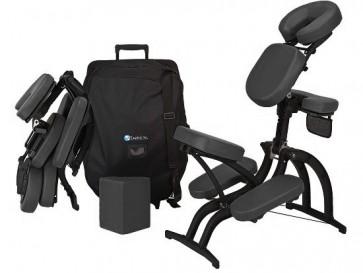 EarthLite Avila II Chair & Case - Black