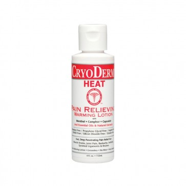 CryoDerm Heat Therapy Lotion 4oz