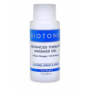 Biotone Advanced Therapy Massage Gel (1oz)