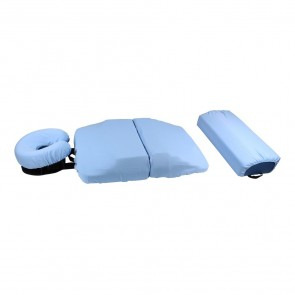 4-Piece bodyCushion Cotton Cover Set (1 Piece)