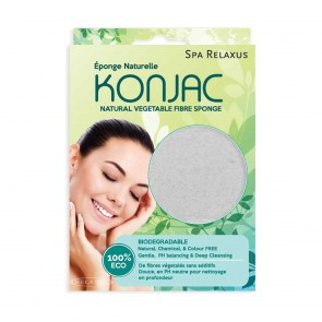 Konjac Natural Deep Cleansing Sponge