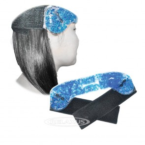 Therma Ice Bead Hot/Cold Sinus & Head Wrap
