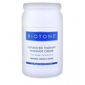 Biotone Advanced Therapy Massage Creme (1/2 Gallon)