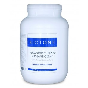 Biotone Advanced Therapy Massage Creme (1 Gallon)
