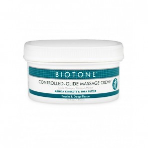 Biotone Controlled-Glide Massage Creme (14oz)