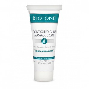 Biotone Controlled-Glide Massage Creme (7oz)