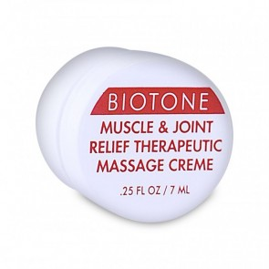 Biotone Muscle & Joint Therapeutic Massage Gel Sample (0.25oz)