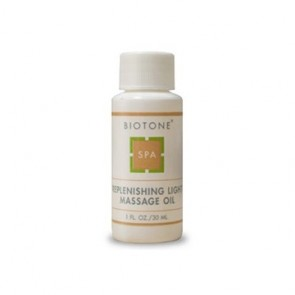 Biotone Replenishing Light Massage Oil (1oz)