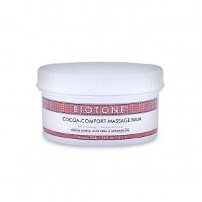Biotone Cocoa-Comfort Massage Balm (14oz)
