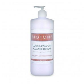 Biotone Cocoa-Comfort Massage Lotion (32oz)