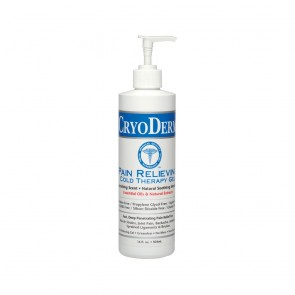 CryoDerm Cold Therapy Gel 16oz