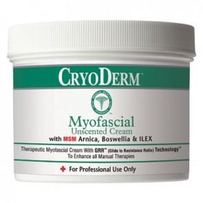 CryoDerm Myofascial Cream 4oz