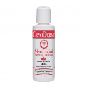 CryoDerm Myofascial Ointment (3oz)