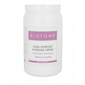 Biotone Dual Purpose Massage Cream (68oz)