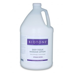 Biotone Deep Tissue Massage Lotion (1 Gallon)