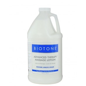 Biotone Advanced Therapy Massage Lotion (1/2 Gallon)