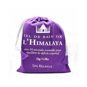 Himalayan Pink Bath Spa Salts (1kg)