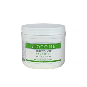 Biotone Pure Touch Organics Massage Creme (32oz)