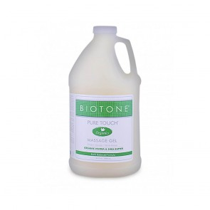 Biotone Pure Touch Organics Massage Gel (1/2 Gallon)