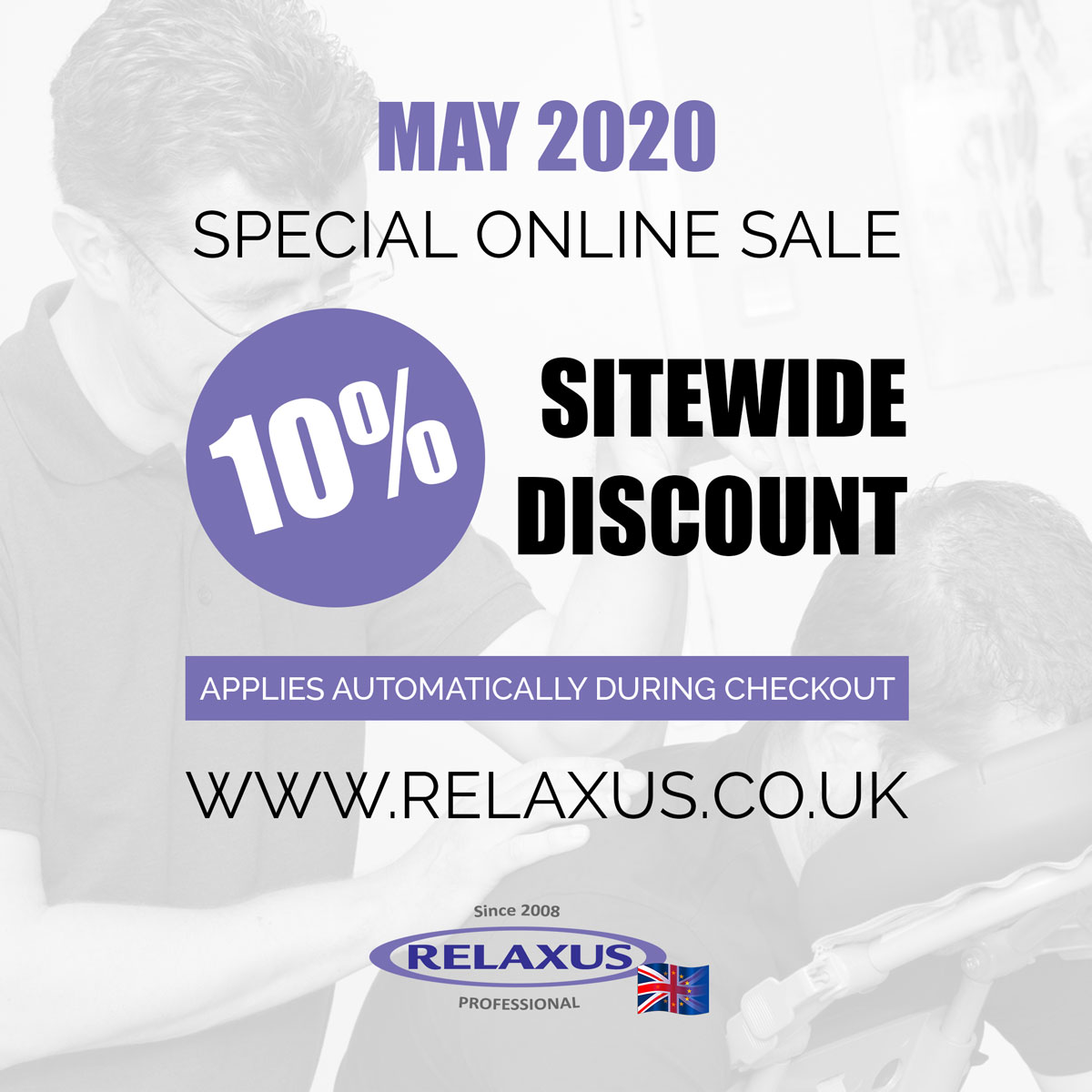 May 2020 Online Sale